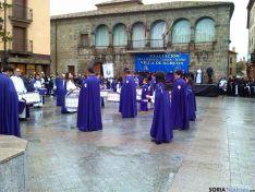 Exhibición de la corneta, el tambor y el bombo en Ágreda.
