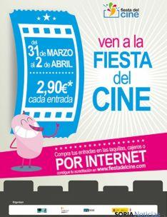 Este fin de semana, el cine será más barato.