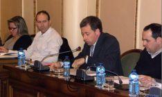 El portavoz de la oposición, Ángel Núñez.