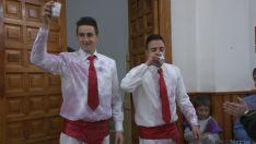 Héctor y Gonzalo