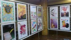 Muestra de los carteles 2014.