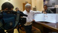 Presentación del proyecto encargado por Diputación.