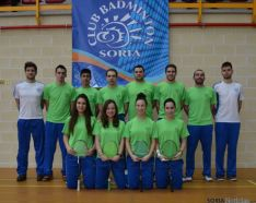 Badminton Soria