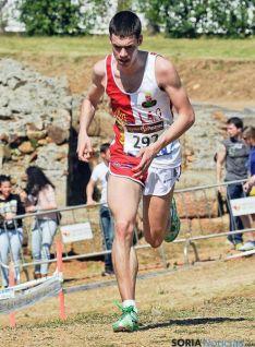 Raúl Martinez, en una prueba.
