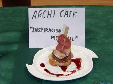 La tapa de Archi Café, reconocida con accésit.