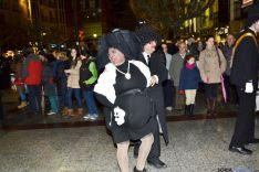 Foto 6 - El 'dolor' del Entierro de la Sardina pone fin a un carnaval más participativo