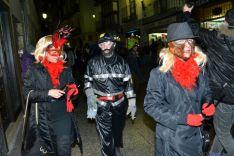 Foto 5 - El 'dolor' del Entierro de la Sardina pone fin a un carnaval más participativo