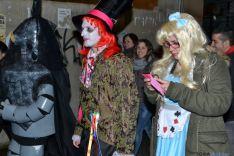 Foto 3 - El 'dolor' del Entierro de la Sardina pone fin a un carnaval más participativo