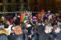 Foto 4 - El carnaval soriano  recupera la calle, la participación y el disfraz