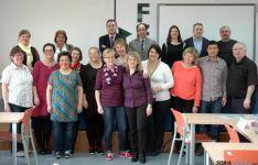 Docentes europeos del programa Grundtvig