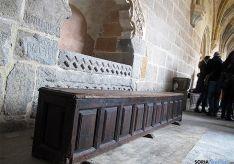 Lugar donde descansarán los restos de Suárez.