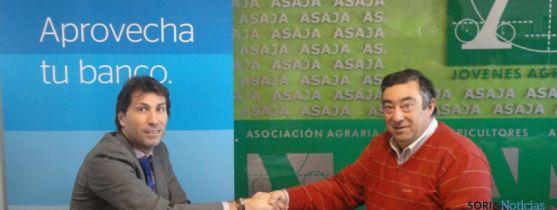 Raúl Mañoso y Carmelo Gómez