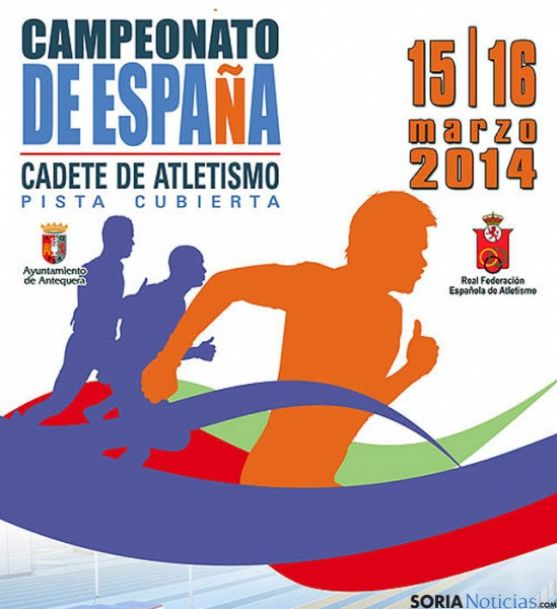 El campeonato se celebra en Antequera.