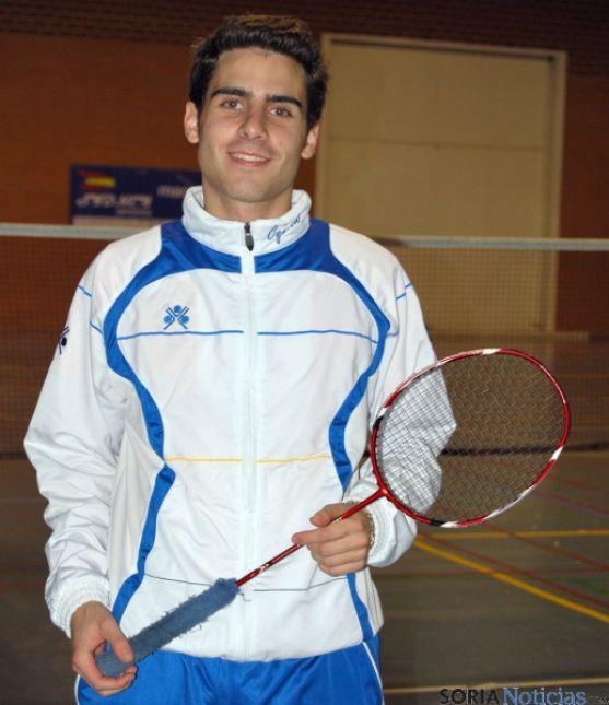 Víctor Ortega, del CB Soria.