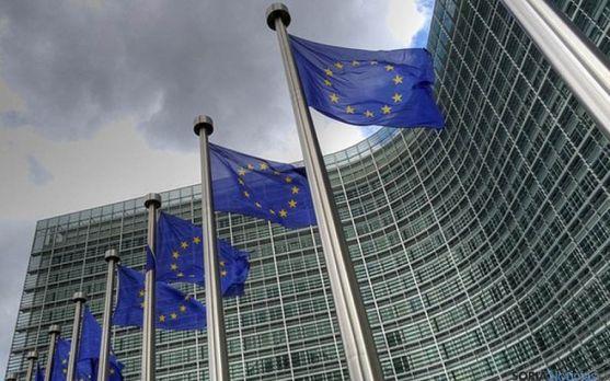 Sede del Parlamento Europeo, en Bruselas.