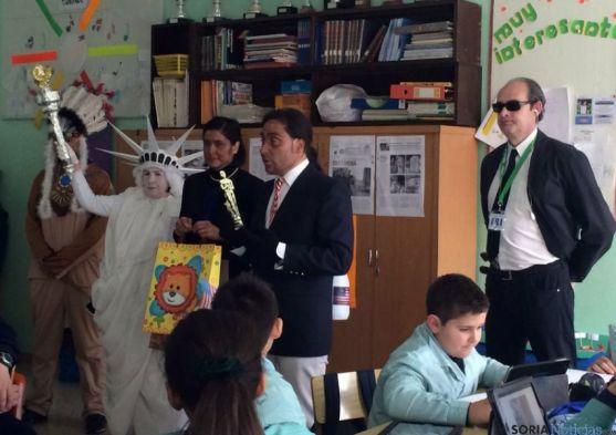 Semana cultural en Escolapias.