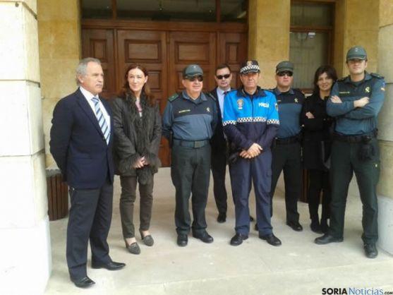 Junta Local Seguridad