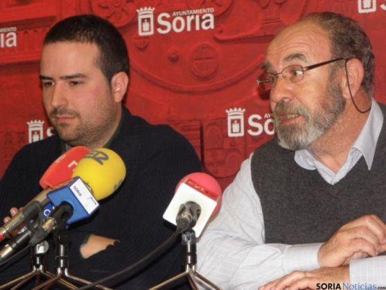 Angel Hernández y Manuel Revilla.