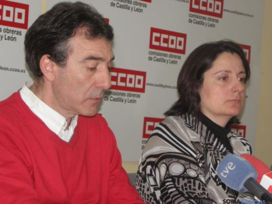 Angel Hernández y Ana Romero.