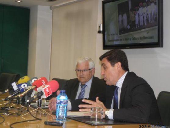 Carlos Martínez y Juan Manuel Ruiz Liso
