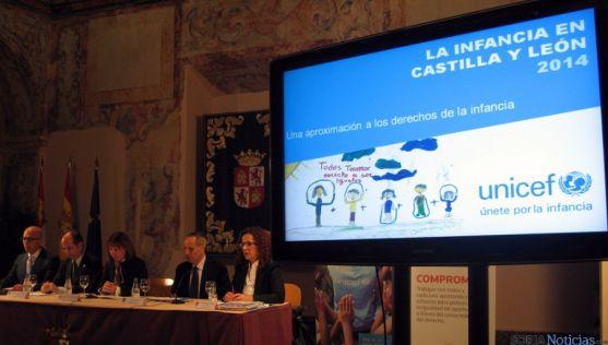 Presentación del documento de UNICEF.