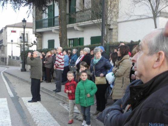 Vecinos de San Leonardo.