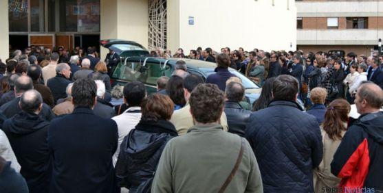 Cientos de sorianos despiden a Chicote