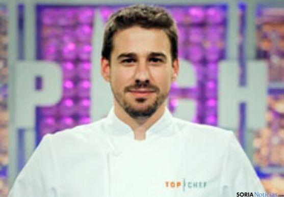 El cocinero soriano Javier Estevez