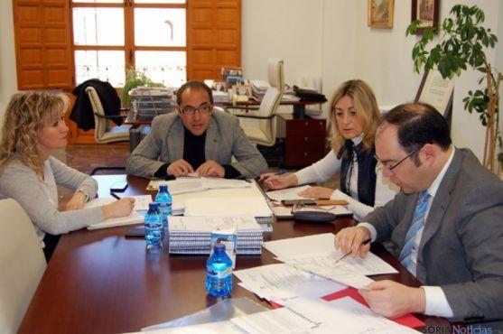 Reunión de la comisión de seguimiento