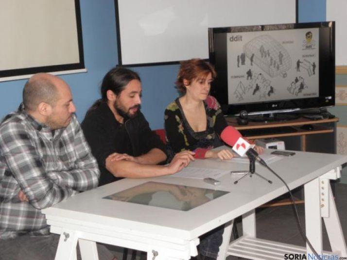 Presentación del proyecto en El Hueco