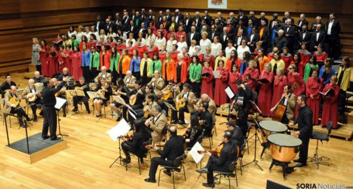 Concierto de clausura de la Bienal de Música Cruz Roja