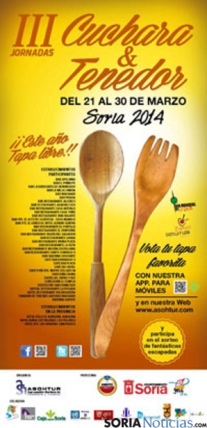 Foto 1 - Pequeñas delicatessen creativas en las III Jornadas de la Cuchara y el Tenedor