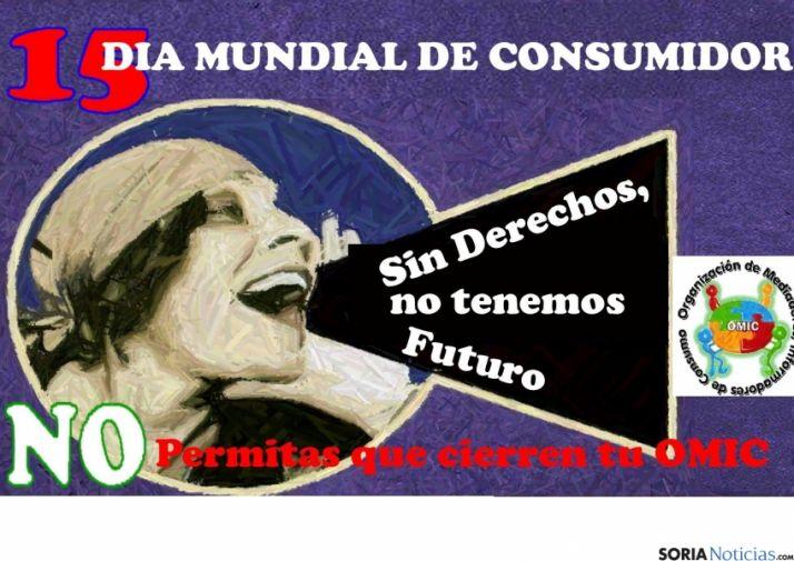 Cartel de la plataforma OMICSunidas