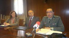 Detenidos los presuntos autores de una veintena de robos en la zona de Almazán