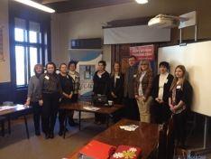 Encuentro de profesores en Polonia