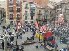 Aspecto de la Plaza Mayor