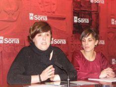 Ana Alegre e Inés Andrés