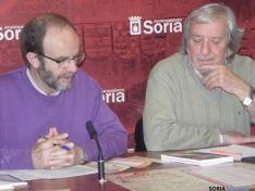 Martínez Laseca y Jesús Bárez