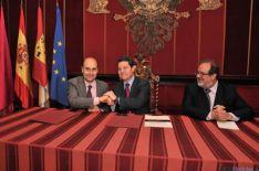 Acuerdo entre los alcaldes