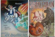 Banderines Bullicio y Los que Faltaban