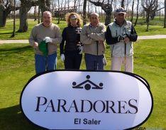 Ganadores Torneo Golf Paradores