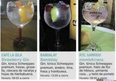 Foto 6 - Guía de las bebidas que se ofrecen en la Semana del Gin&Tonic