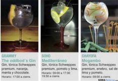 Foto 5 - Guía de las bebidas que se ofrecen en la Semana del Gin&Tonic