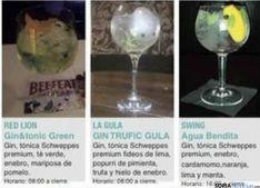 Foto 4 - Guía de las bebidas que se ofrecen en la Semana del Gin&Tonic