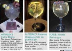 Foto 3 - Guía de las bebidas que se ofrecen en la Semana del Gin&Tonic