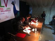 Hermanamiento Ferías Libro Valladolid y Soria