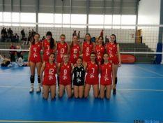 Chicas del IES Castilla