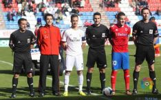 Numancia Real Madrid Castilla
