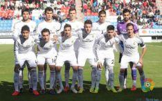 Numancia Real Madrid Castilla
