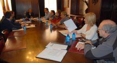 Asistentes a la Mesa del Diálogo Social
